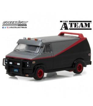 The A-Team: GMC Vandura...