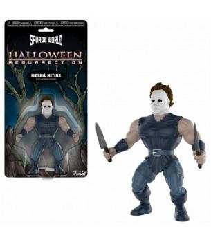 Halloween: Savage world...