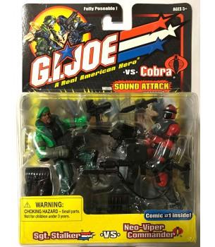 G.I. Joe vs Cobra: Sgt....