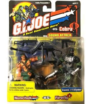 G.I. Joe vs Cobra: Nunchuk...