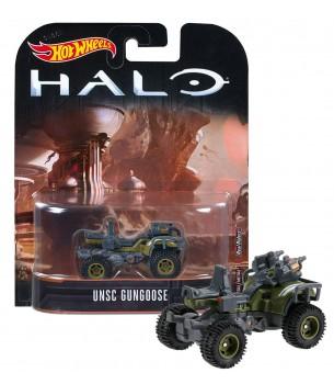 Halo: Hot Wheels UNSC Gungoose
