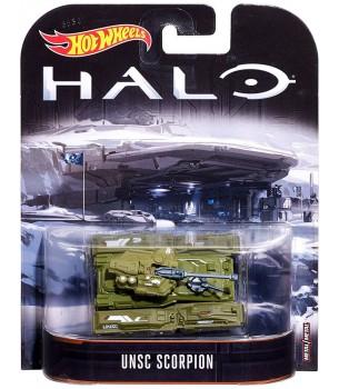 Halo: Hot Wheels UNSC Scorpion