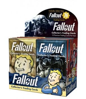 Fallout: Trading Cards...