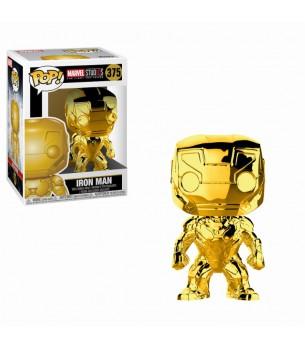 Marvel: Pop! Gold Chrome...