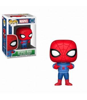 Spider-Man: Pop! Holiday...