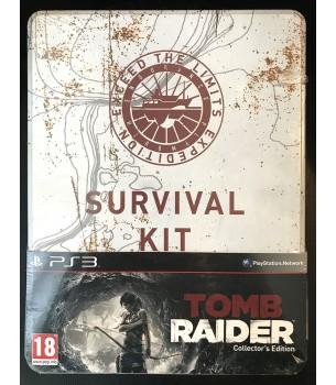 Tomb Raider 2013: Ps3...