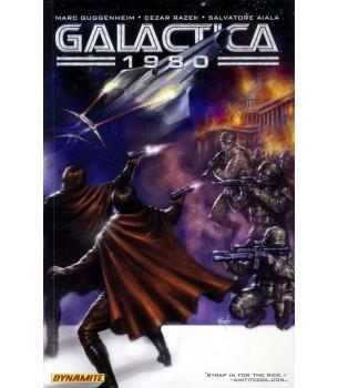 Battlestar Galactica 1980 TPB