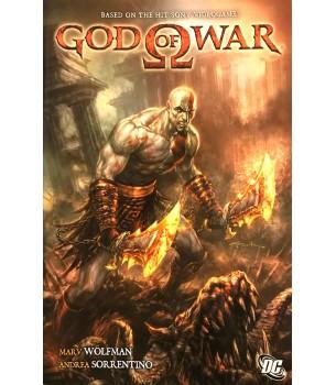 God of War: Graphic Novel TPB