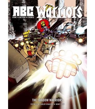2000AD: ABC Warriors the...