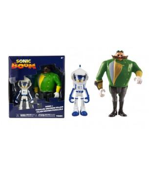 Sonic BOOM: Spacesuit Sonic...