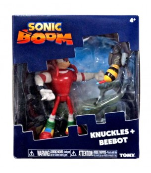 Sonic BOOM: Knuckles with...