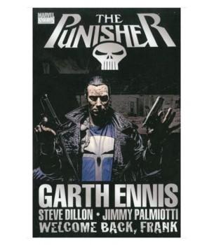 The Punisher: Garth Ennis...