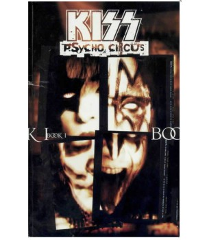 Kiss: Psycho Circus Book 1 TPB