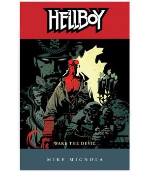 Hellboy: Wake the Devil TPB
