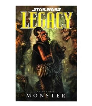 Star Wars: Legacy Vol.9...