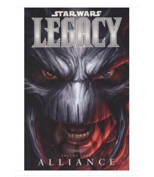 Star Wars: Legacy Vol.4...