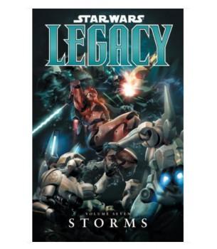 Star Wars: Legacy Vol.7...