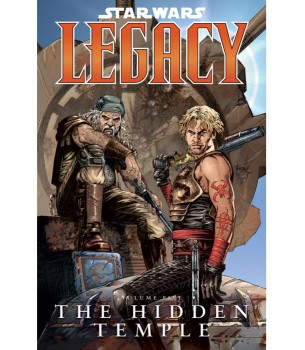 Star Wars: Legacy Vol.5 The...