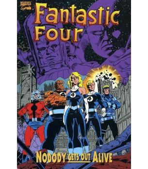 Fantastic Four: 90's Nobody...
