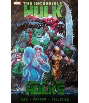 The Incredible Hulk: Fall...