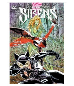 Gotham City Sirens: Song of...