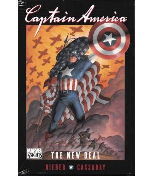 Captain America: The New...