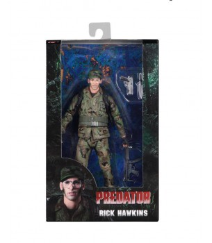 Predator: Rick Hawkens SDCC...