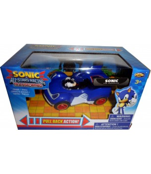 Sonic All Star Racing...