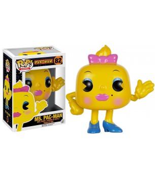 Pac-Man: Pop! Ms. Pacman...
