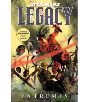 Star Wars: Legacy Vol.10...
